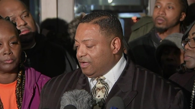 [NATL CHI] Laquan McDonald's Great-Uncle Calls for Calm After Sentence