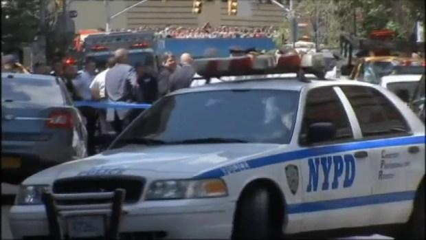 [NY] Bulletproof Vest Saves Officer in Village Shootout