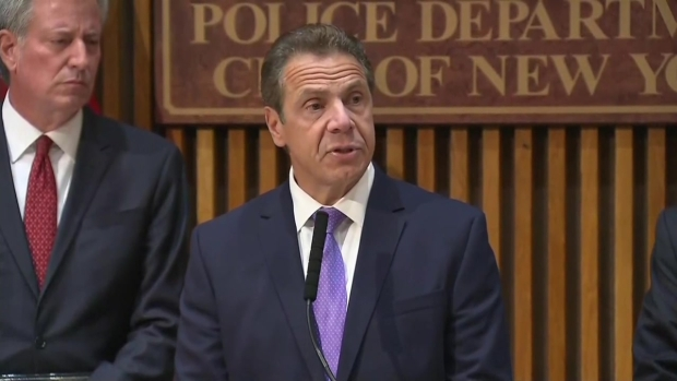 [NATL-NY] 'Be New Yorkers': Leaders Rally the City After Terror Attack