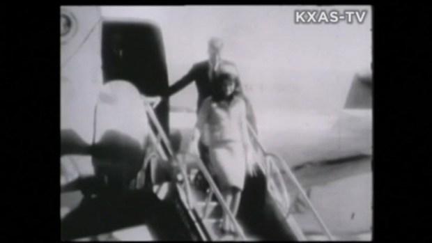 [DC] Taking JFK's Final Route