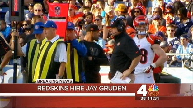 [DC] Fans React to Hiring of Jay Gruden