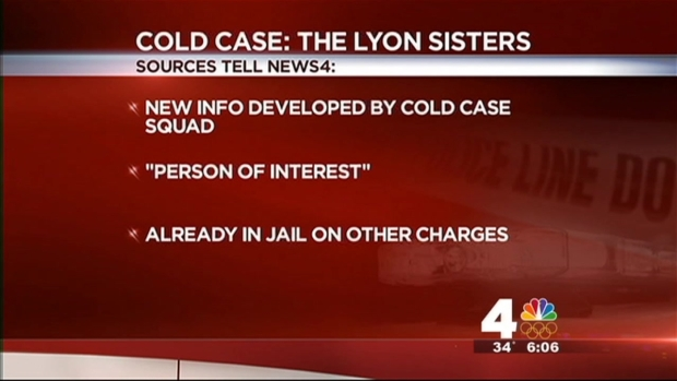 [DC] Possible Break in Lyon Sisters Cold Case