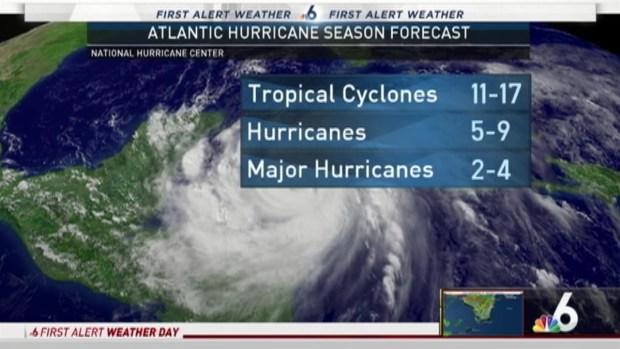 [NATL-MI] NOAA Announces Hurricane Predictions For 2017