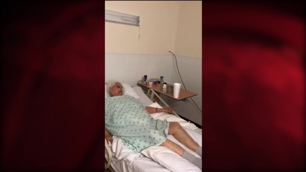[MI] RAW VIDEO: Inside Hollywood Hills Nursing Home