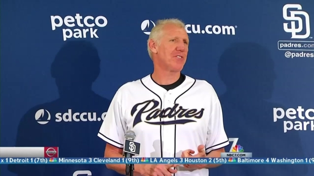 [DGO] Petco Park Plans Bill Walton Basketball Fest