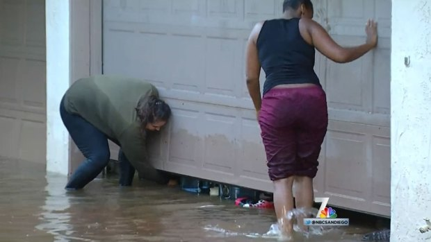 "Flooded Resident: ""My Head Is Spinning"""