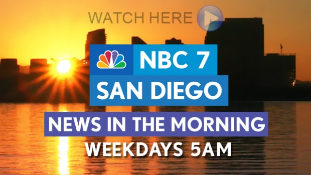 [DGO] NBC 7 NEWS IN THE MORNING