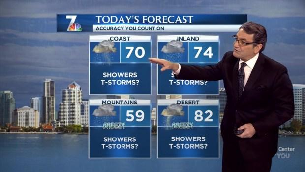 [DGO] Whitney Southwick's Midday Forecast for Thursday, April 7, 2016