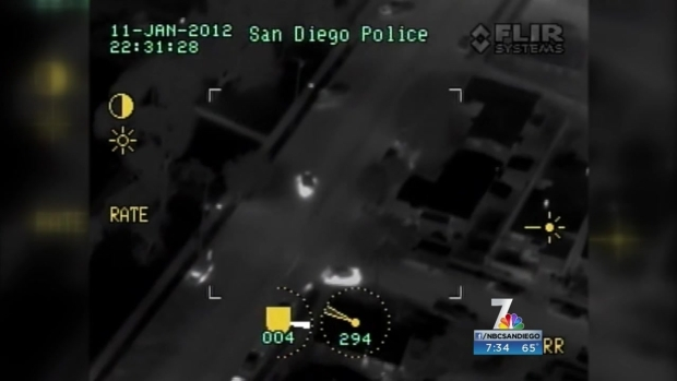 San Diego Police Department's ABLE Helicopters Now Have Two