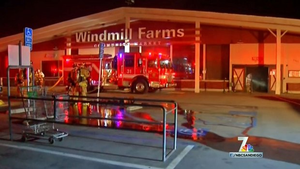 [DGO] Man Injured in Windmill Farms Fire