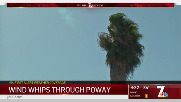 [DGO] Winds Whip Through Poway
