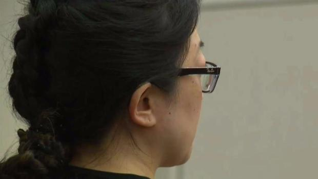 Woman Who Killed Driver in Head-on Crash While High in Court