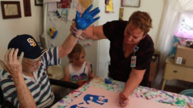 [DGO] Your Corner: Art Can Ease Pain for Dying Patients
