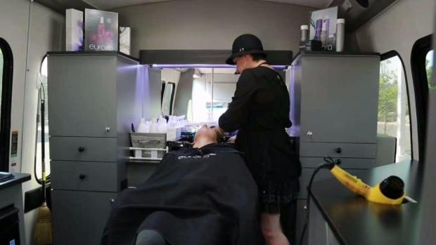[DGO] Your Corner: Salons Join Mobile Business Trend