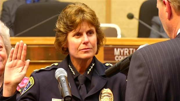 [DGO] Council Appoints Zimmerman as SDPD Chief