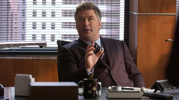 """Next Year Is Our Last Year"" of ""30 Rock,"" Says Alec Baldwin"
