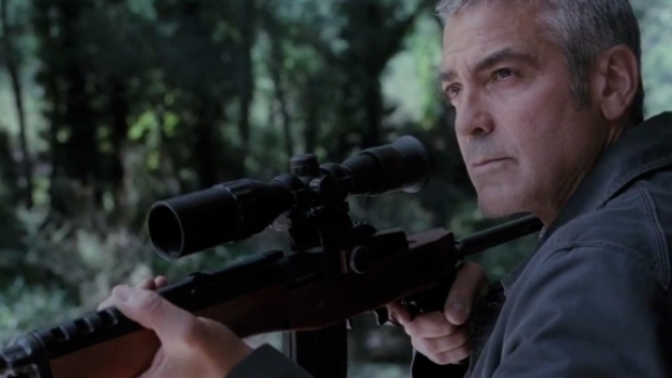 "[NATL] George Clooney's ""The American"" Trailer Drops"
