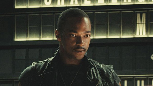 "Anthony Mackie Goes From ""Real Steel's"" Robot Future to Noir Past of ""Gangster Squad"""