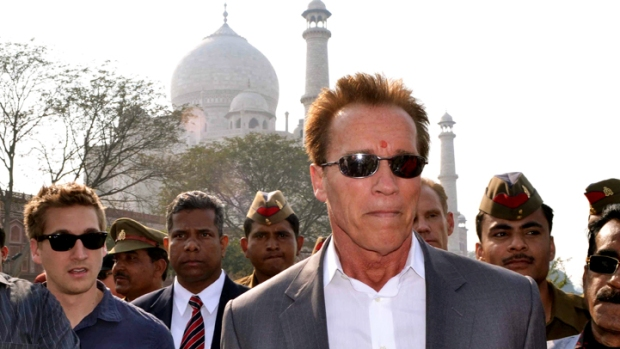 Opinion: Arnold Had My Big Idea First