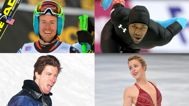 [NATL] Winter Olympics: Athletes to Watch