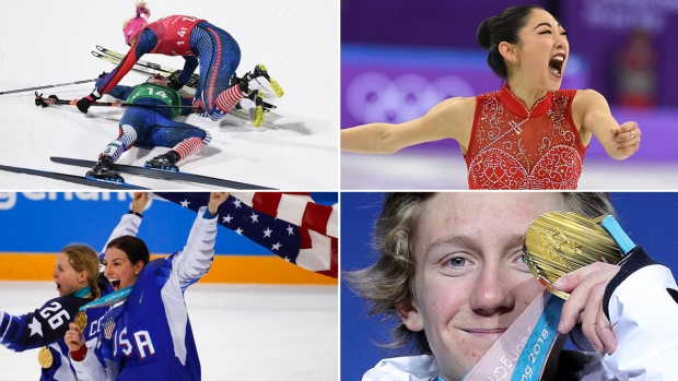[NATL] From Gold Medal Upsets to Heartbreaking Wipeouts: Here Are the Biggest Moments of the Winter Olympics