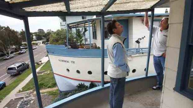"""Boat"" House Open To Public"