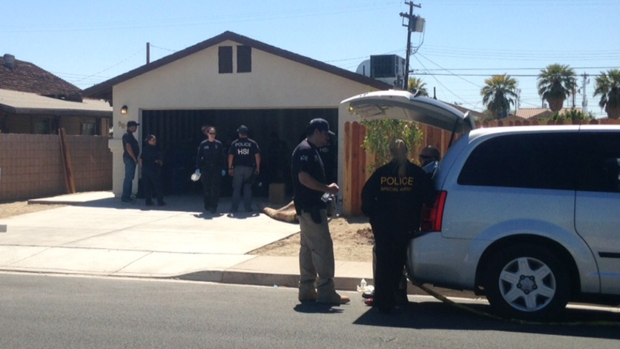 [G] Authorities at Scene of Secret Cross-Border Tunnel Discovery in Calexico