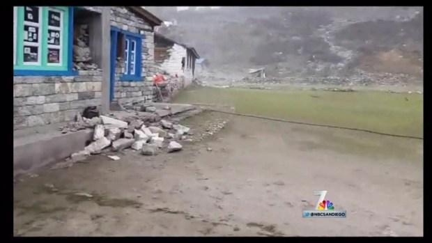 [DGO] San Diego Hikers Survive Nepal Quake