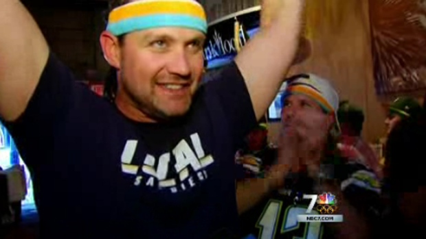 [DGO] Locals Celebrate Chargers Victory Over Bengals
