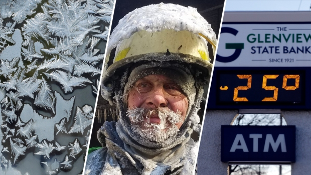 Scenes From 'Chiberia' and Beyond: Polar Vortex Sweeps US