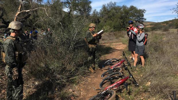 [DGO] Bikes Confiscated for Riding on Military Land