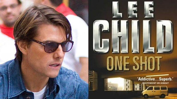"Cruise Takes ""One Shot"" to Play Jack Reacher"
