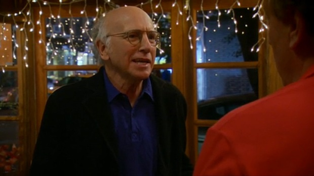 """Curb Your Enthusiasm"" Drops a Trailer, Returning Next Month"