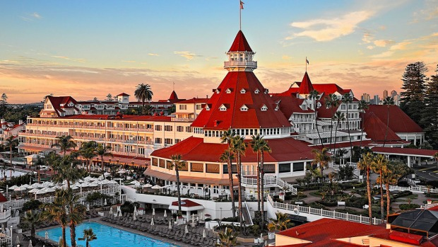 [DGO] Chinese Firm Buys Hotel del Coronado: Report