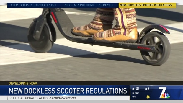 [DGO] City Council Hears Public Testimony Over Scooter Regulations