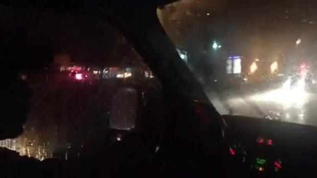 San Diego Downpour