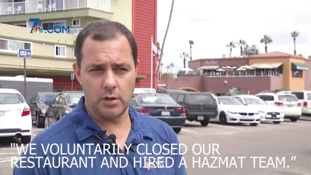 Hepatitis A Warning for Patrons of Pacific Beach Restaurant