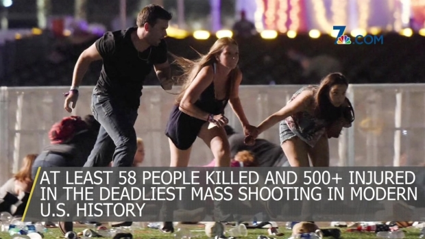 [DGO] The Horror of the Las Vegas Shooting Unfolding on Social Media