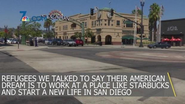 [DGO] Starbucks Hiring Refugees in El Cajon