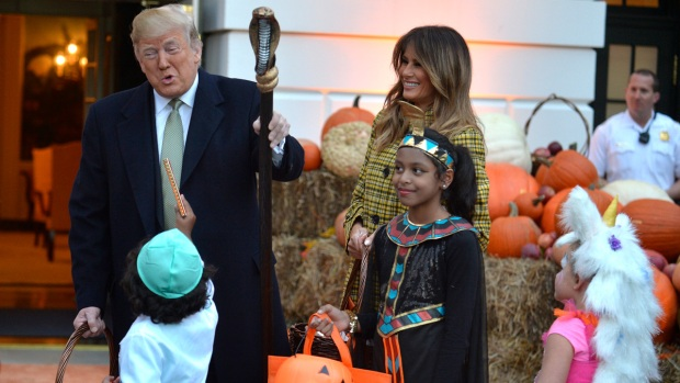 [NATL] Halloween at the White House 2018