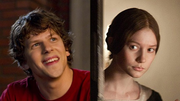 "Jesse Eisenberg & Mia Wasikowska Will Have You Seeing ""The Double"""