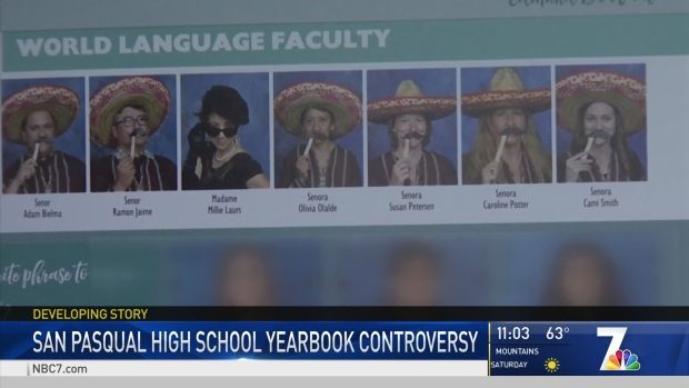 [DGO] World Language Faculty Accused of Cultural Insensitivity in Yearbook