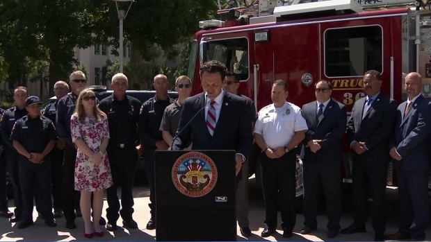New Mental Health Support for Local First Responders