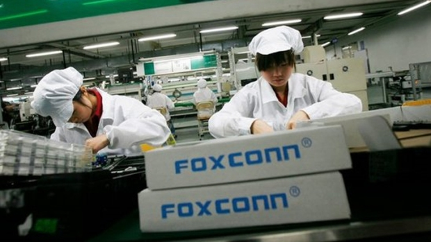 Foxconn Conditions Not Horrible: Report