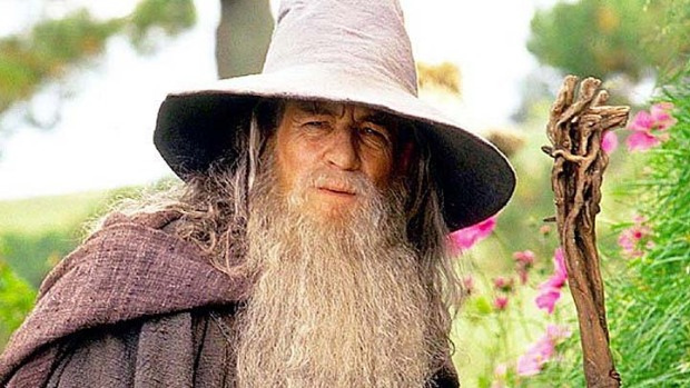 Gandalf Has Seen Bilbo — in Three Dimensions