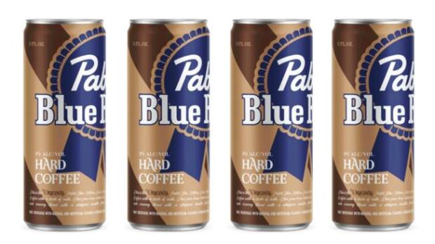 [NATL] 5 States Get To Test PBR's New 'Hard Coffee'