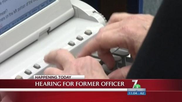 [DGO] Ex-Cop Christopher Hays Faces Accusers