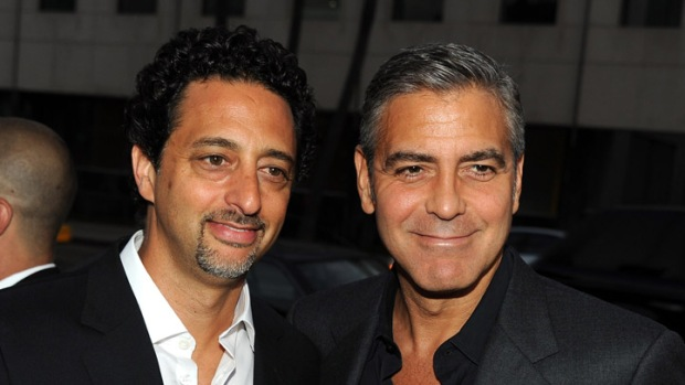 Inside Grant Heslov's Partnership With George Clooney and Their Next Film
