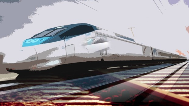 High Speed Rail Gets Another Look