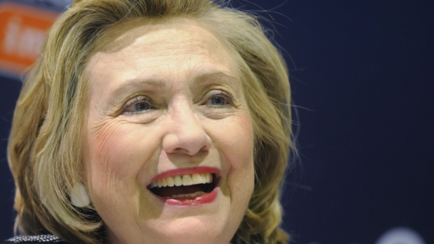 IMAGES: Hillary Clinton Book Signing in Philly